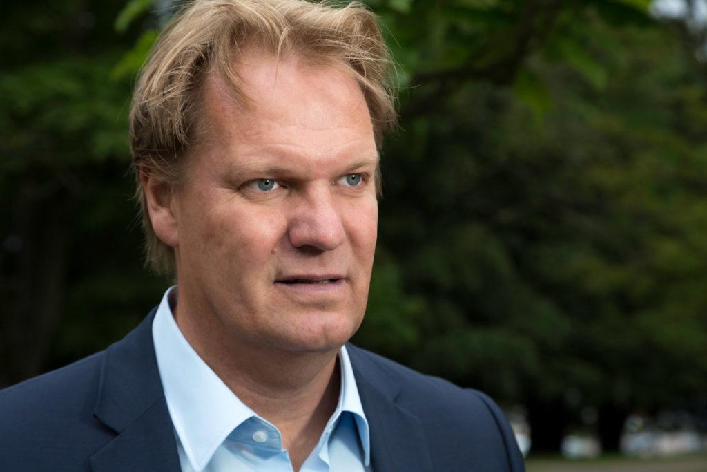 Gregor Schill. Coachutbildning Göteborg.